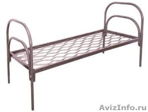 двухъярусные и одноярусные металлические кровати , кровати для больниц - Изображение #4, Объявление #695593