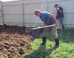Вспашка, вскапывание и культивация земли, выравнивание участка. - Изображение #2, Объявление #1619021
