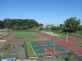 Строительство бассейнов и спортивного покрытия