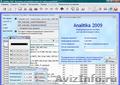 Analitika 2009 - Бесплатная система для управления торговой организацией, Объявление #390740
