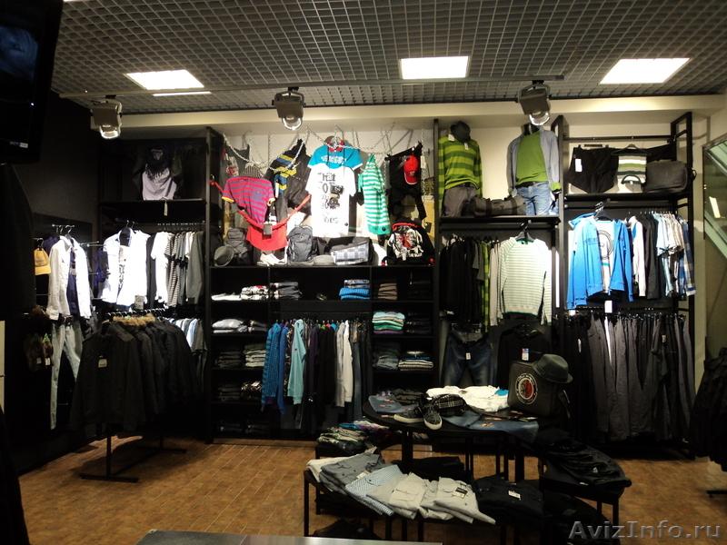 бизнес план магазина одежды курсовик