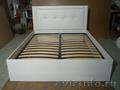 кровать двуспальная,мягкое изголовье - Изображение #6, Объявление #394318