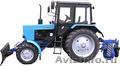 Щеточное оборудование для трактора МТЗ, Объявление #433743