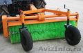 Щеточное оборудование для трактора МТЗ - Изображение #2, Объявление #433743
