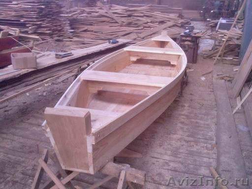 изготовление лодки из дерева своими руками