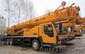 Предлагаем все модели автокранов XCMG от 20 до 500 тонн