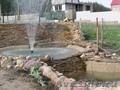 Ландшафтный дизайн,  фонтаны,  пруды,  каскады,  дикий камень