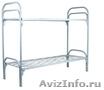 Кровати для турбазы, одноярусные металлические кровати - Изображение #3, Объявление #898315