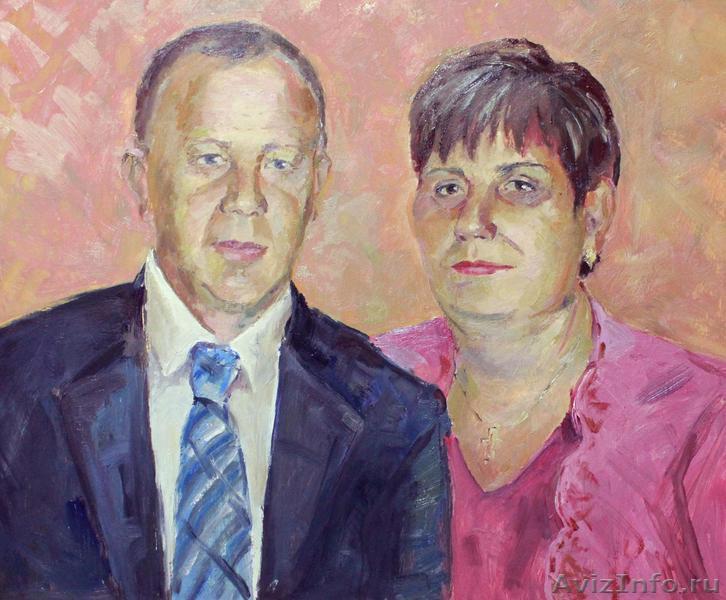 стоимость портретов на заказ воронеж