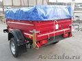 Прицеп КМЗ 8284 20 для перевозки различных грузов Комплектация-конструктор Функц