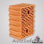 Керамический крупноформатный,  поризованный,  блок