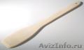 Производство деревянных кухонных лопаток