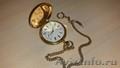 Антикварные золотые часы Louis Grisel