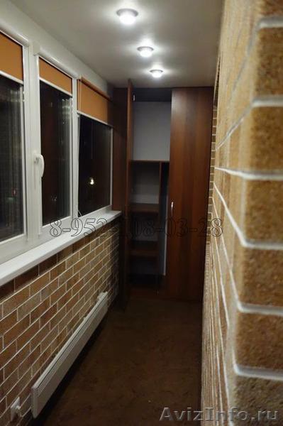 Ремонт балконов серия и 155. - фото отчет - каталог статей -.