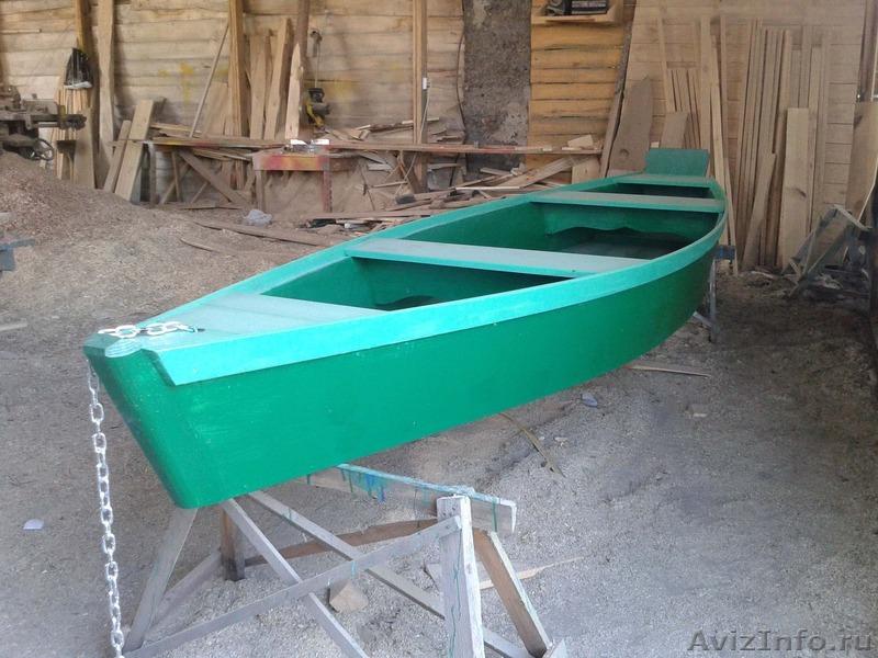 изготовление лодок плоскодонок своими руками