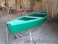 Продам новую деревянную лодку-плоскодонку