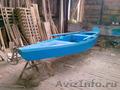 Изготовлю на заказ деревянную лодку-плоскодонку