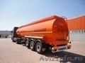 Бензовоз-цистерна 35 м3 Nursan