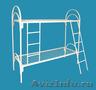 Кровати металлические для бытовок,  кровати трёхъярусные для рабочих,  дёшево