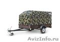 Продам курганские,новые,хорошие прицепы для легкового автомобиля. - Изображение #3, Объявление #1515987