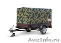 Продам курганские,новые,хорошие прицепы для легкового автомобиля. - Изображение #4, Объявление #1515987