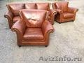 Кожаные диваны из Европы, новые и б/у в идеале. - Изображение #4, Объявление #1561748
